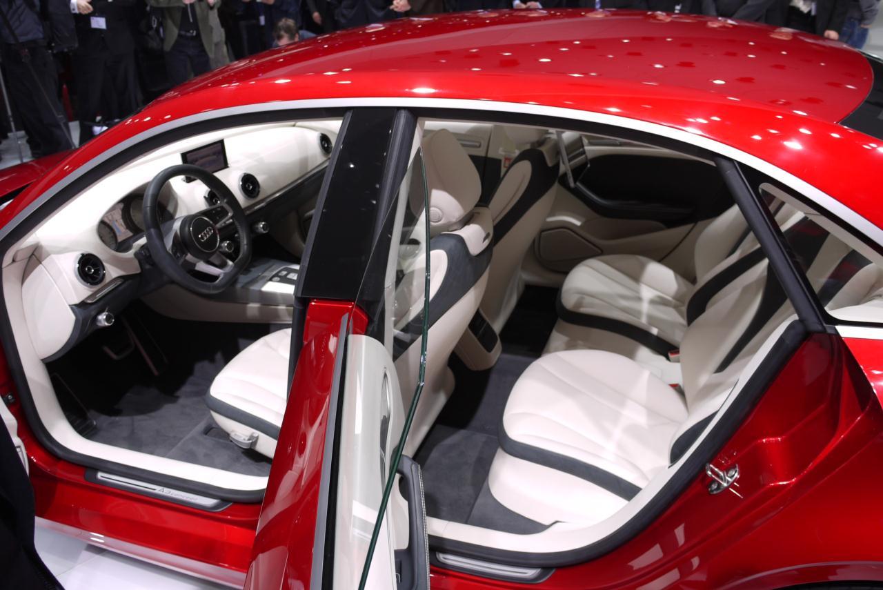 Image Result For Audi A Sedan Interior