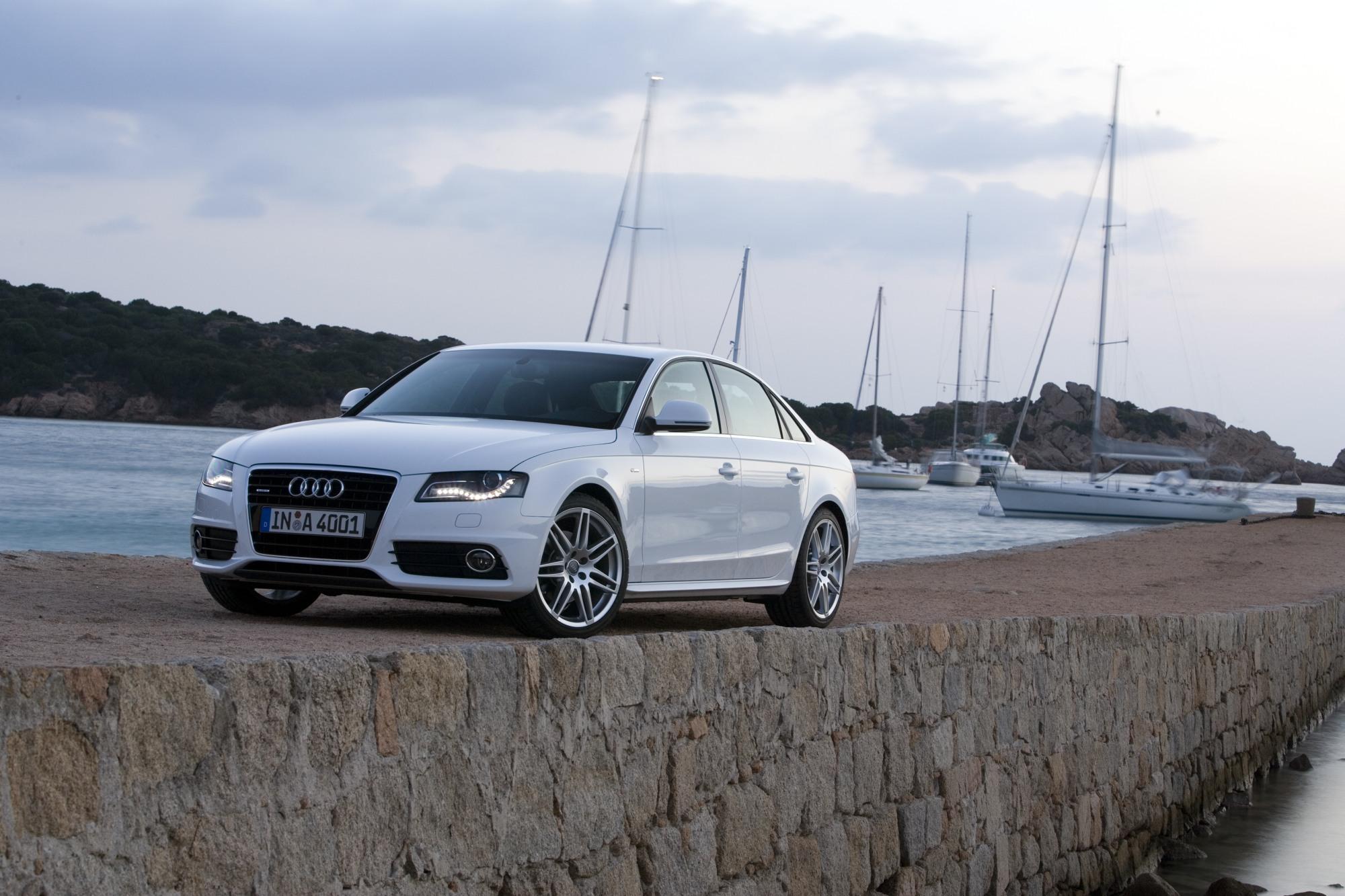 Audi A4 Hd Wallpaper Download