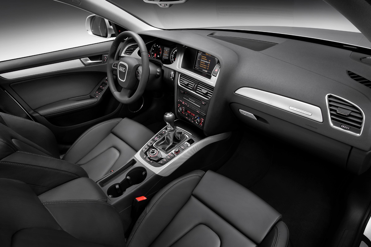 Interieur audi  Audi a4 HD Wallpaper Download