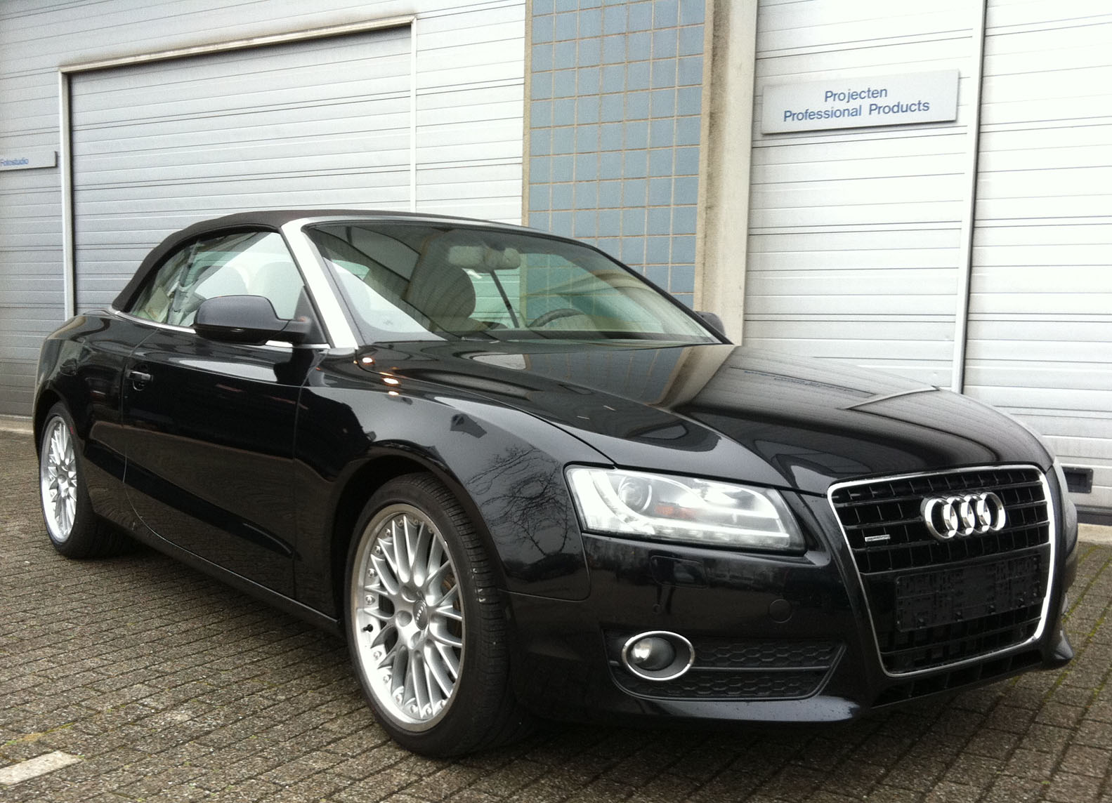Audi A5 Cabrio Wallpapers Audiwallpapers Net