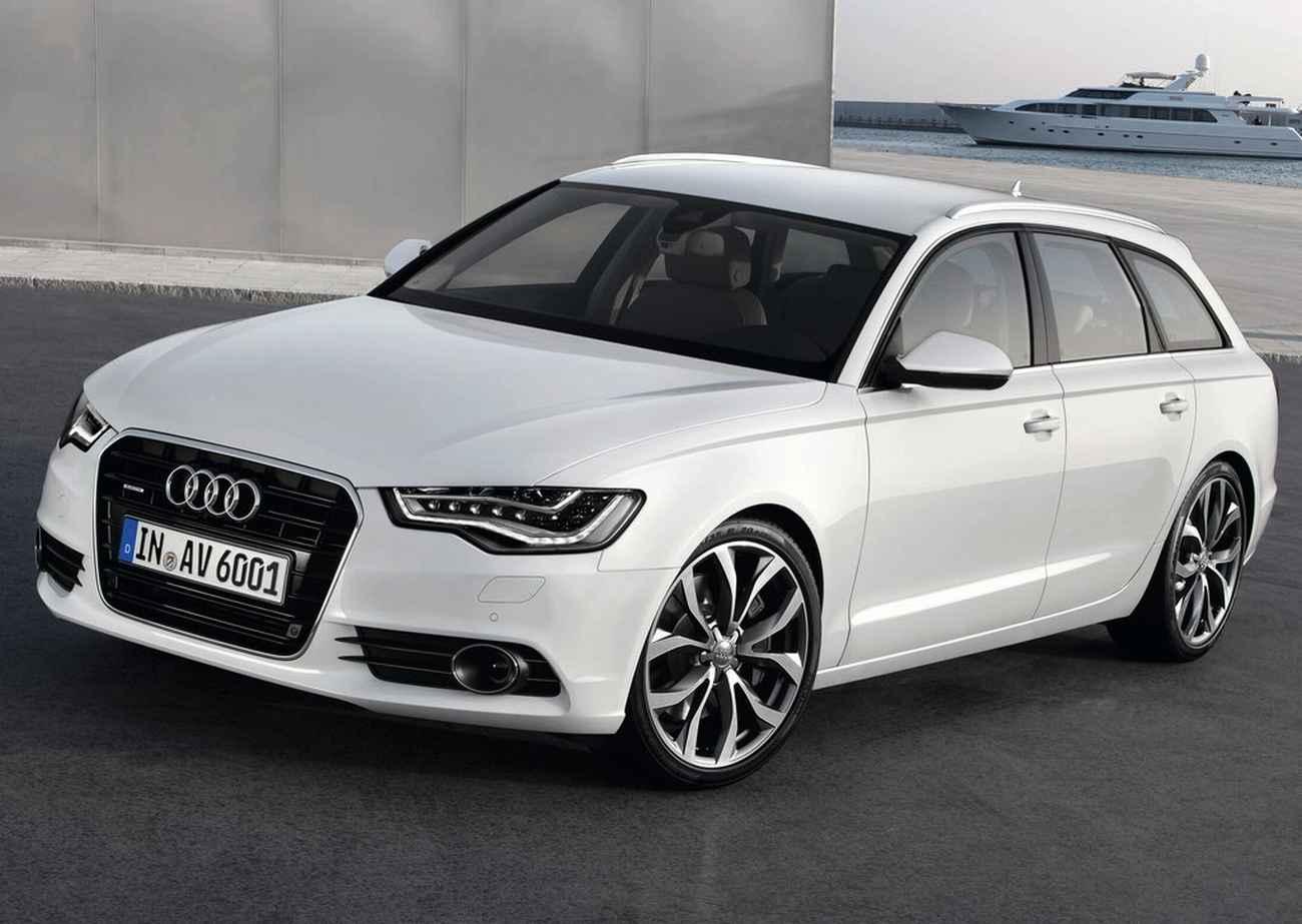 ... Audi A6 Avant