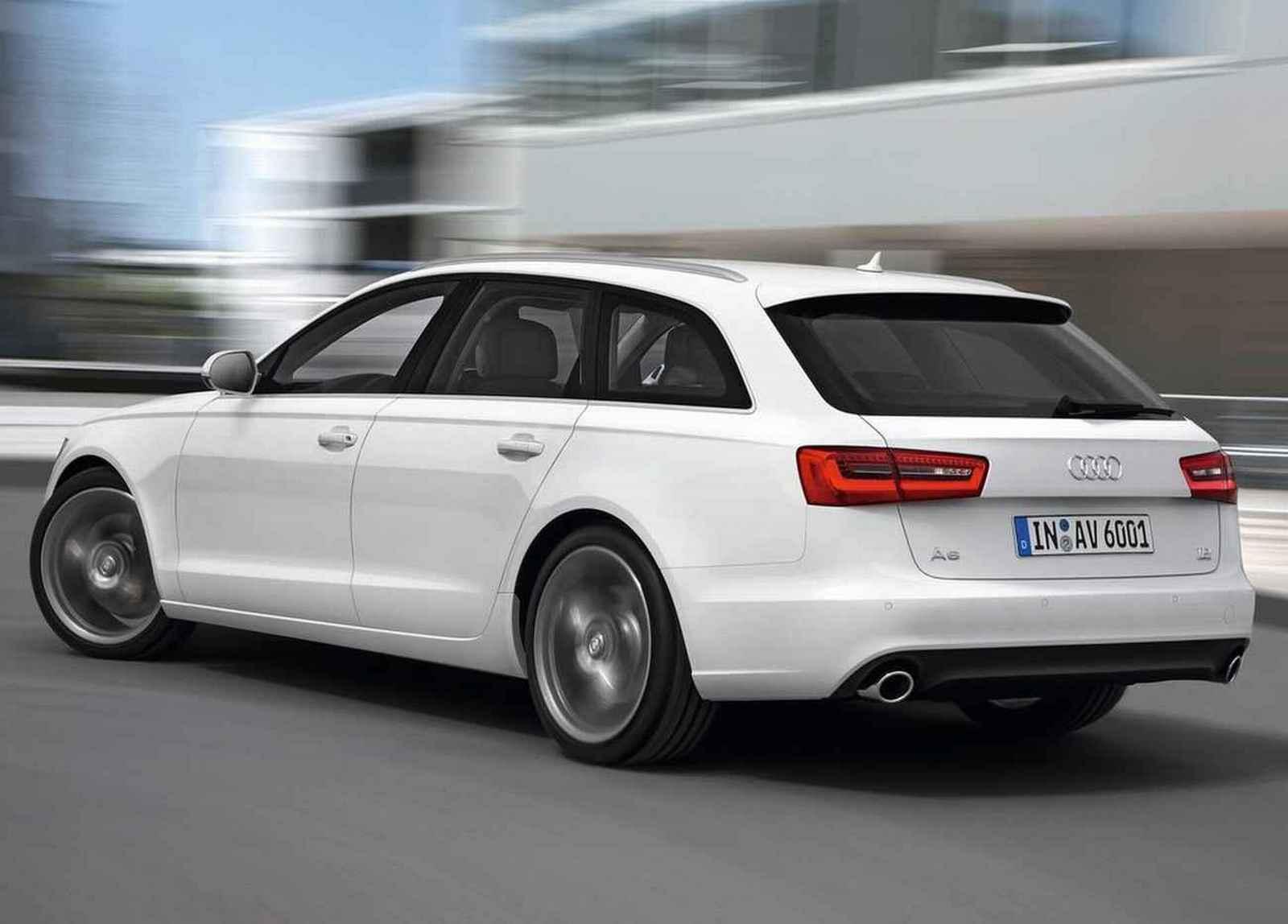 Audi A6 Avant Hd Wallpaper Download