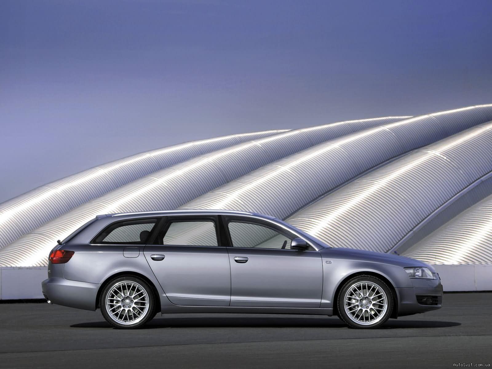 Audi A6 Wallpapers Audiwallpapers Net