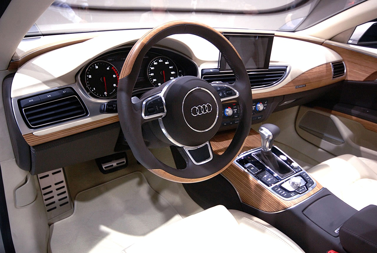 Audi A7 Wallpapers Audiwallpapers Net
