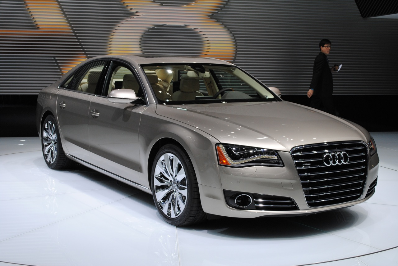 Audi A8 Wallpapers Audiwallpapers Net