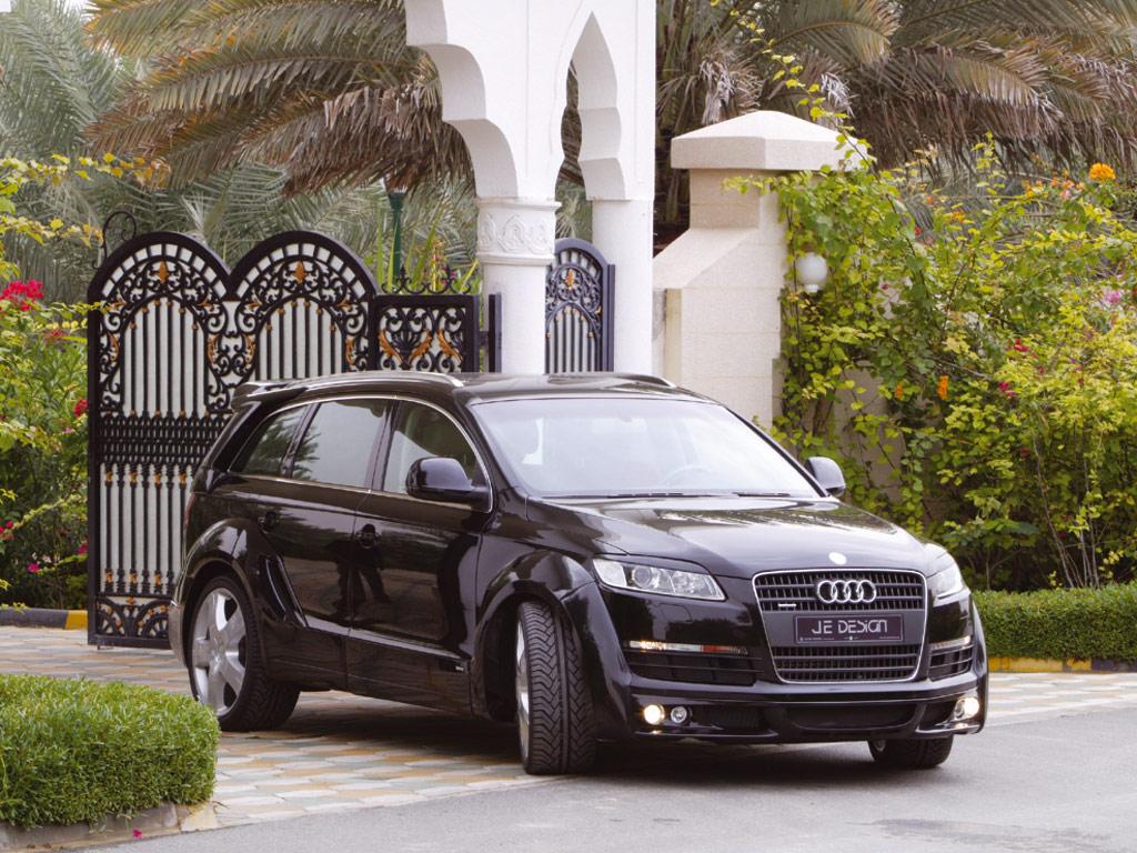 Audi Q7 Hd Wallpaper Download