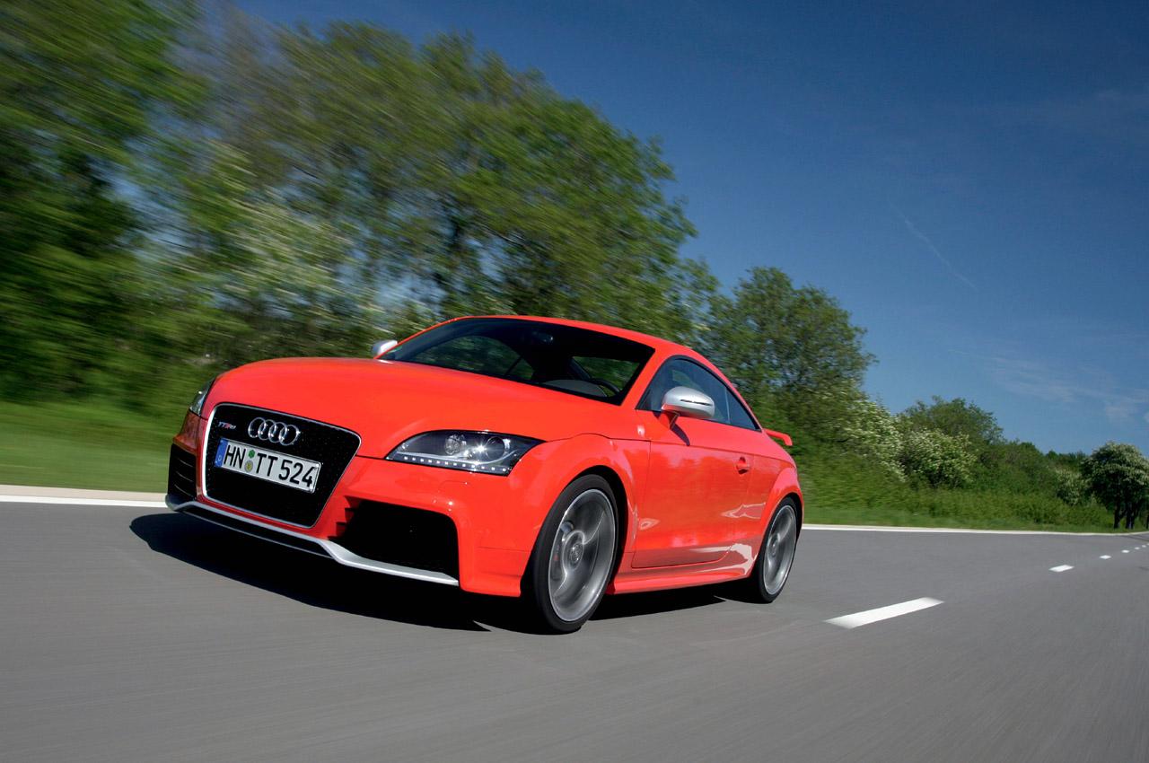 Audi Tt Rs Wallpapers Audiwallpapers Net