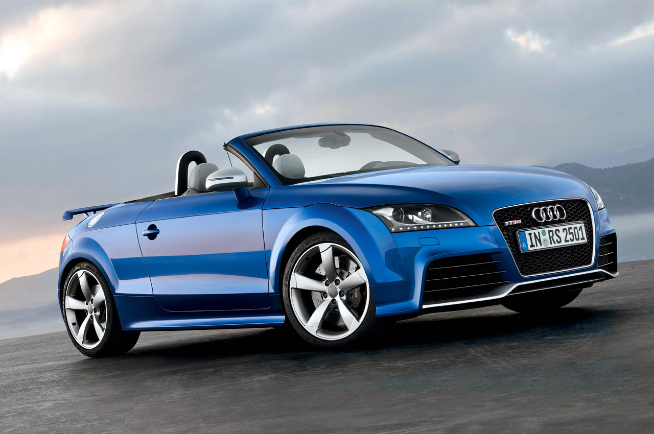 Audi Tt Rs Wallpapers Audiwallpapers Net